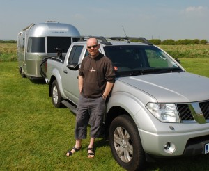 Andrew Ditton on Caravanning in the Summer